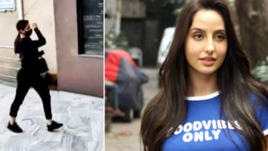 Photo of Money laundering case: Nora Fatehi gave official statement, said- ED sought help