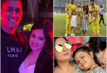 Photo of Will Dhoni be a father again?  The good news comes after the victory of the crown!  – csk captain ms dhoni and sakshi dhoni are expecting their second child, reports