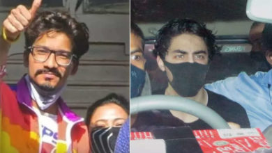 Photo of Aryan Khan was released in 3 days even after getting 80 grams of drugs from Bharti-Harsh, then why was his jail extended?