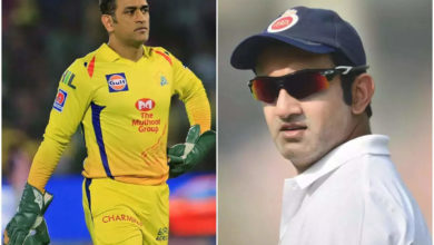 Photo of ms dhoni: Dhoni is not the best IPL captain of all time;  Another player, Gambhir disappoints Chennai fans!  – gautam gambhir chooses 3 players that csk should retain for next year