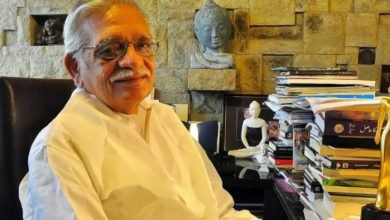 Photo of Kishore Kumar was about not playing 'Anand'!  Gulzar revealed in the book