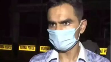 Photo of Sameer Wankhede expressed happiness by saying 'Satyamev Jayate' as soon as Aryan Khan's bail was canceled.