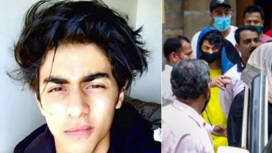 Photo of Aryan Khan's bail plea hearing on October 26, is sad and silent in jail