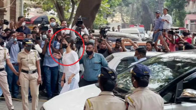 Photo of Drugs case: Ananya Pandey appears before NCB over alleged 'chat' with Aryan