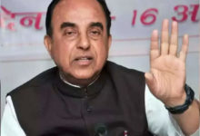 Photo of subramanian swamy on yogi: 'Opportunity for those who want to expel yogi, CM in desperate situation';  സുബ്രഹ്മണ്യൻ സ്വാമി – subramanian swamy about up cm yogi adityanath on issues of lakhimpur kheri