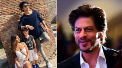 Photo of Aryan paying the price for being Shahrukh Khan's son?  This actor said years ago