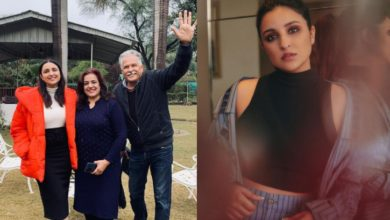 Photo of Parineeti Chopra, who hated her parents during her school days, revealed herself