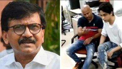 Photo of Aryan Khan's case more complicated!  Sanjay Raut shared video clip of NCB office