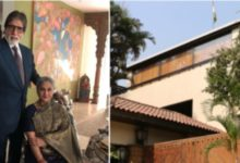 Photo of The terror of bats in Big B's house 'Jalsa', people look for tips to get rid of it