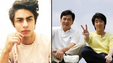 Photo of Jackie Chan Publicly Apologized When His Son Was Caught, Questions Raised About SRK's 'Upbringing' In Aryan Case