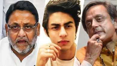 Photo of Nawab's owner and friends of Shahrukh raise a strange question in the Aryan Khan drug case!